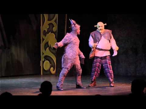 Shrek The Musical  Don't Let Me Go