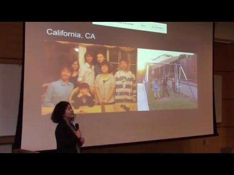 International Alumni Presentation at Olympic College