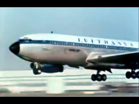 "Classic Jetliners - ""Airport Action Gatwick"" - 1969"