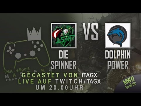 TMA MASTERS 2017 | Die Spinner vs. Dolphin Power