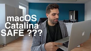 MacOS Catalina: Is it safe to update - as a Music Producer and DJ