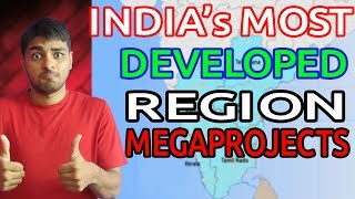 SOUTH INDIA Mega Projects and Development, SOUTH INDIA Economy, road and rail projects-Part 1
