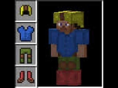 Minecraft hoe geef je armor een andere kleur tutorial youtube - Hoe een verf kleur voorbereiden ...