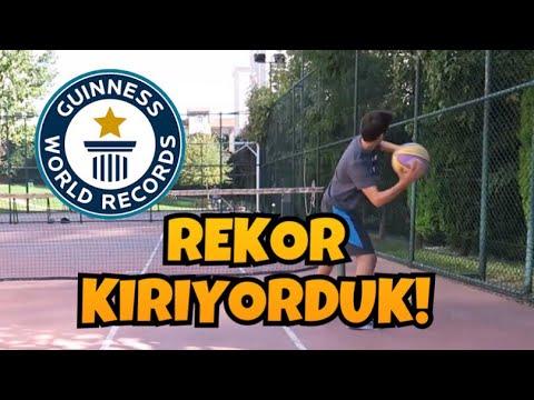 BASKET DÜNYA REKORLARINI DENEDİK! #2