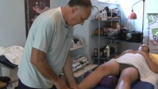 Medisport - Masaža prednjeg dela noge 1