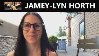Flyweight Prospect Jamey-Lyn Horth Talks TKO MMA Debut May 24 & Signing With Iridium Sports