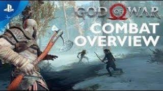 God of War's New Combat System Explained | PS4 Pro developer demo