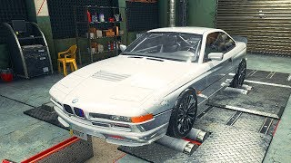 Car Mechanic Simulator 2018 - ПРОКАЧАЛ BMW 850 ! УНИКАЛЬНАЯ МАШИНА!