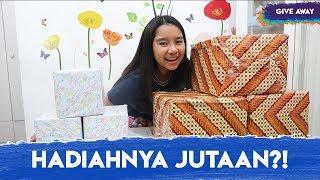 Hadiahnya Jutaan?! | Give Away Naya