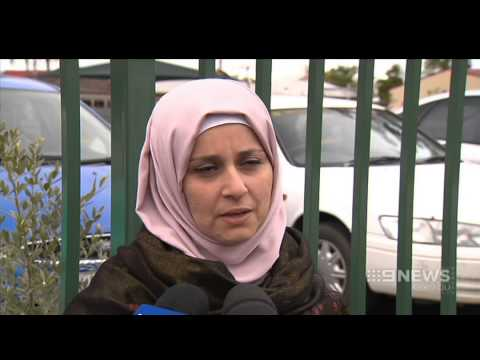 Islamic College Protest | 9 News Adelaide