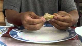 Repeat youtube video How To Wrap Wonton