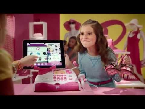 Barbie App rific Cash Register Video