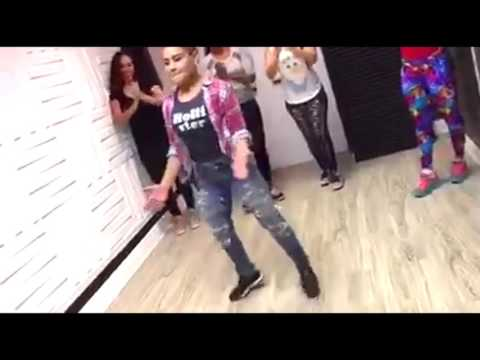 Asi Se Baila Punta En Honduras!!! :-)