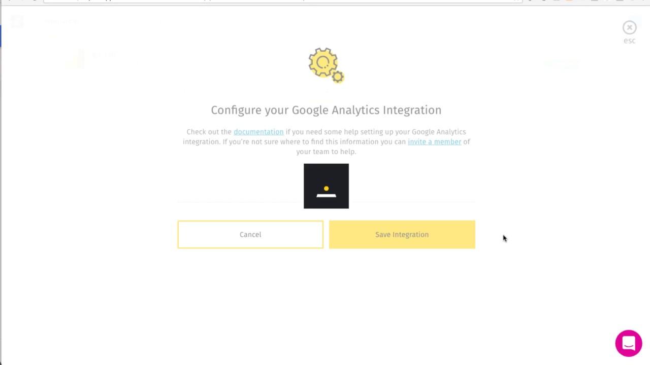 Pushing Google Analytics data to BigQuery with Stitch