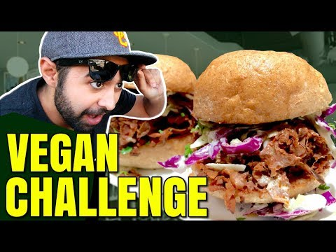 7 Day Vegan Challenge / Going Vegan for 7 Days