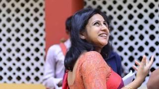 "Anna Reshma Rajan in "" Velipadinte Pusthakam""  Location"