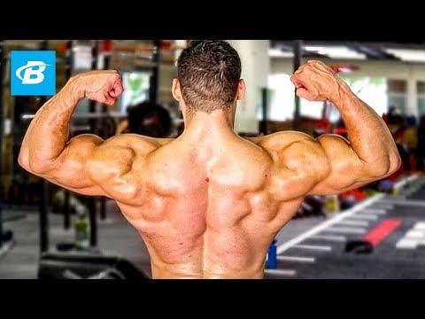 V-Taper Back Workout | Brian DeCosta