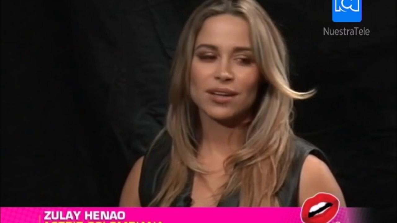 Actrices Colombianas Tetonas entrevista exclusiva con la actriz colombiana zulay henao
