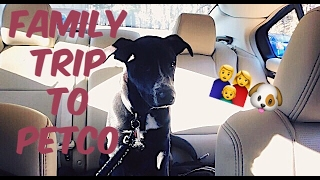 FAMILY TRIP TO PETCO | Interracial Family Sunday | Curly Natural Licia