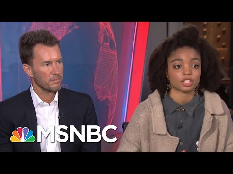 Shoe Company TOMS Donated $5M To Help End Gun Violence | Velshi & Ruhle | MSNBC
