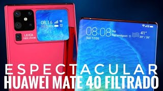 El Huawei Mate 40 es una Locura