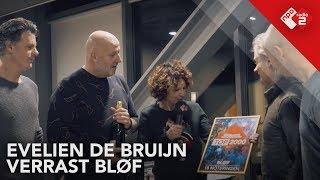 Evelien de Bruijn verrast BLØF als Hofleverancier Top 2000 (2017) | NPO Radio 2