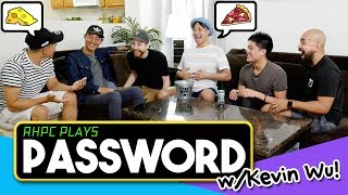 Playing Password! (Ft. Kevin Wu)