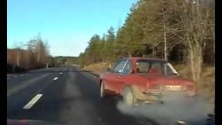 Opel Ascona Turbo.