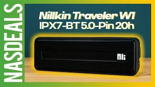 LOA 700K ĐỈNH THẬT SỰ!!!!!! - Nillkin Traveler W1