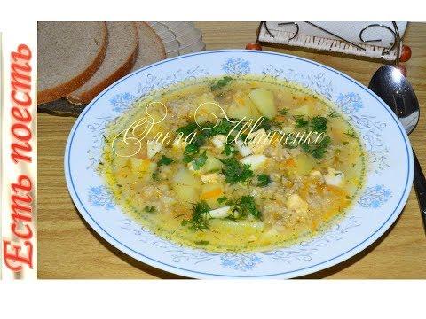 Суп Овсяный - неожиданно великолепный