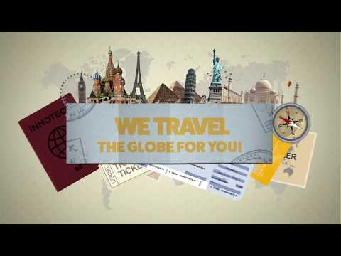 Innotech will Travel The Globe for you!