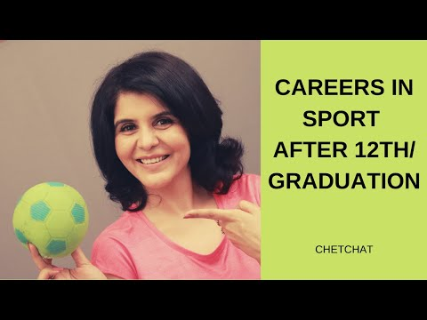 30 Best Sports Related Careers After 12th/Graduation - Jobs | Courses | Universities | ChetChat