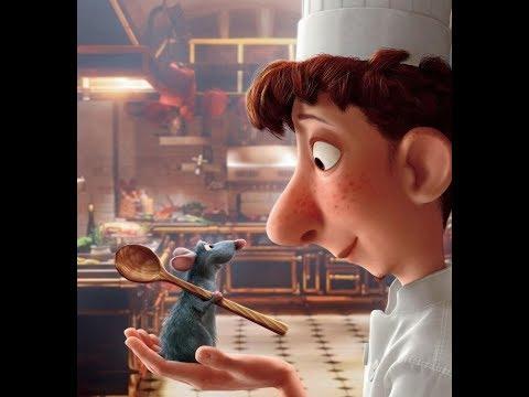 Ratatouille Movie | Small Ratt 2018 HD