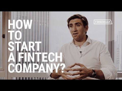 How To Start A FinTech Company