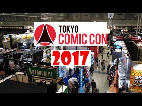 Tokyo Comic-Con 2017 Figures, Makuhari Messe 東京コミコン2017年 フィギュア編 幕張メッセ (GoPro Hero5 Zhiyun Z1)