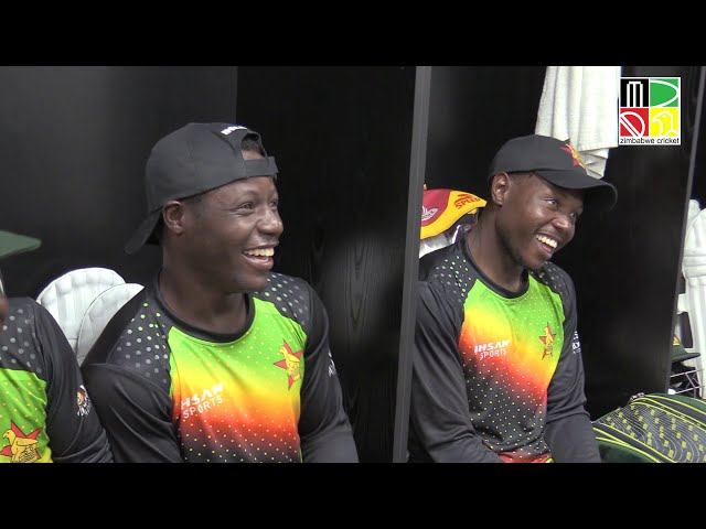Behind The Scenes | Changing Room | Fines Ceremony