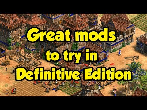 Great Mods To Try In AoE2 DE