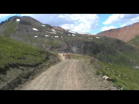 Picayune and Placer Gulch, 4x4, Jeep, Offroad, Colorado, Silverton