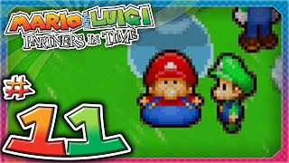 Mario and Luigi: Partners In Time - Part 11: Kamek