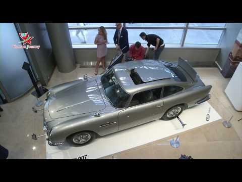 Bản sao xe của điệp viên 007 sẽ gây sốt khi đấu giá