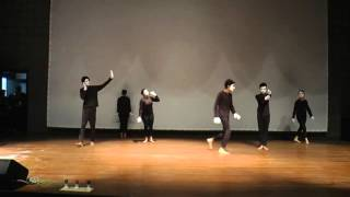 Best Mime Ever Group 13| Classic HD | GTU Youthfest | Engineering College Festival Events