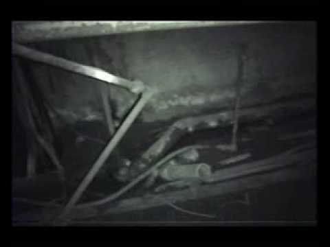 Sloss Furnace Ghost Stories