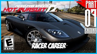 【Need for Speed: Hot Pursuit】 Racer Career Gameplay Walkthrough Part 7 + Ending [PC - HD]