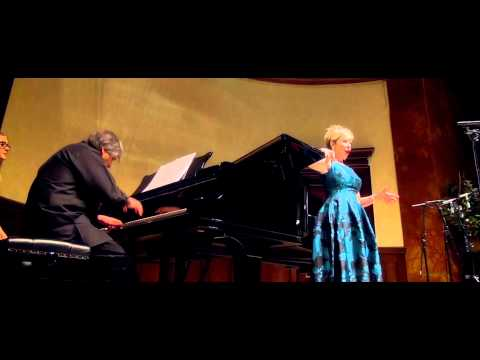 Joyce & Tony Live at Wigmore Hall (Joyce DiDonato album): Rossini's La Danza