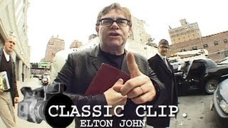 Elton John Station ID You are Watching 411 Video Magazine Skateboarding