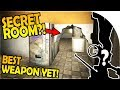 The SECRET ROOM of BOOK TOWER HQ - BEST WEAPON YET! - 7 Days to Die Alpha 16 Gameplay Part 36