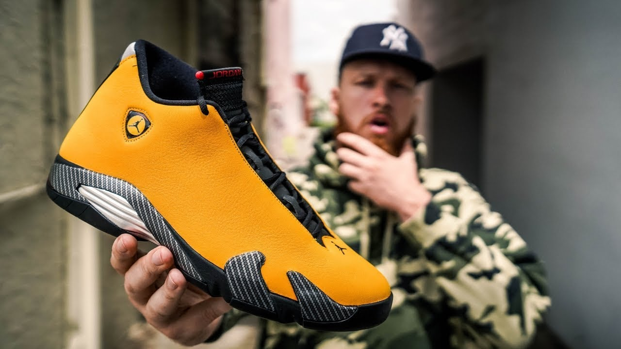 Don T Buy The Jordan 14 Reverse Ferrari Without Watching This Early In Hand Review Youtube