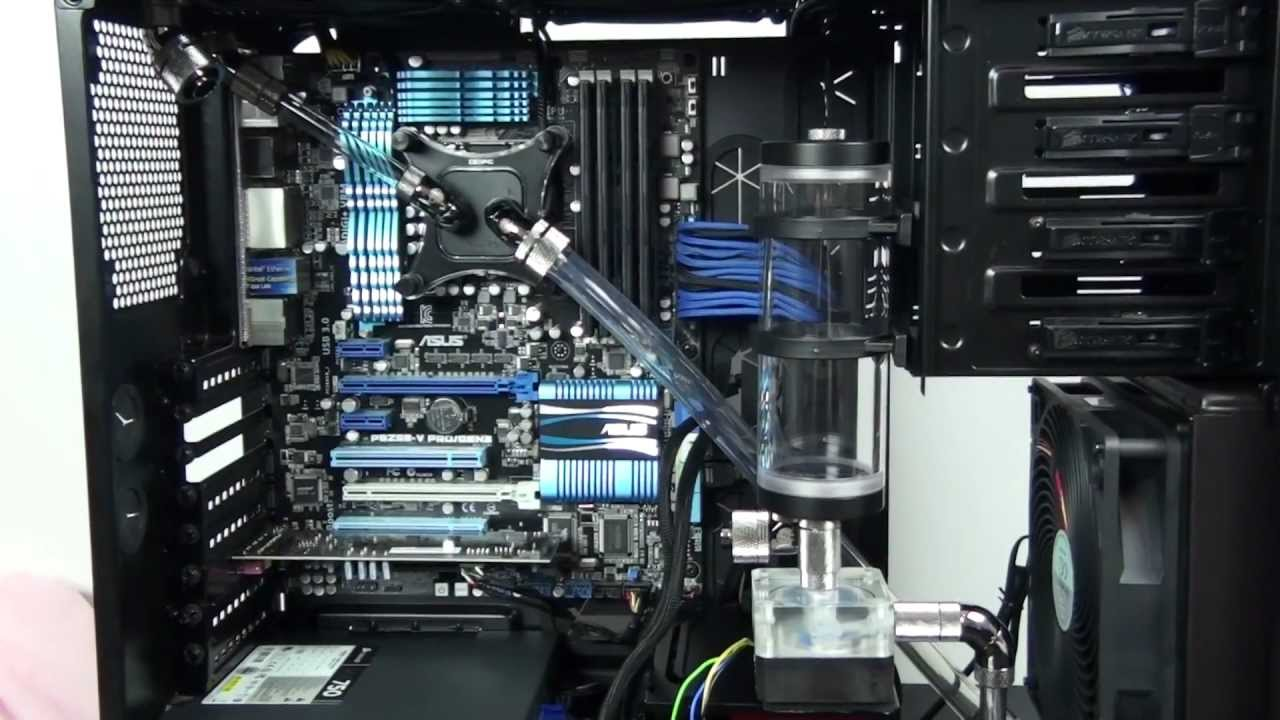 Water Cooled Build