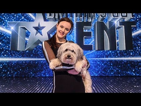 Ashleigh and Pudsey - Britain's Got Talent 2012 Final - UK version