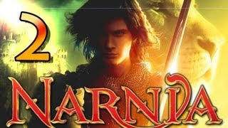 Chronicles of Narnia: Prince Caspian Walkthrough Part 2 (PS3, X360, Wii, PS2)